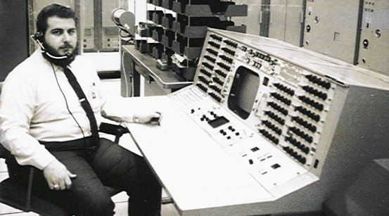 Tom Taormina, NASA 1971
